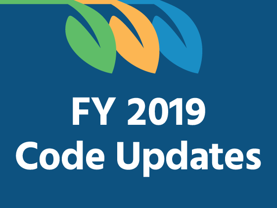 Summary of Changes to IRF Payment Rates for FY 2019
