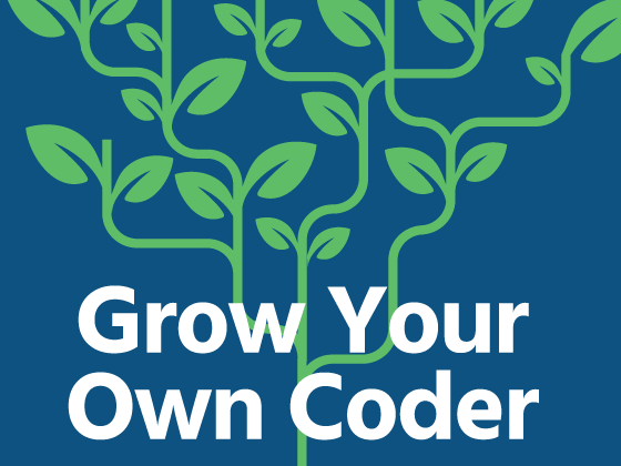 Grow Your Own Coder